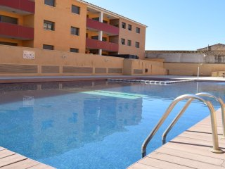 LOW COST Apartamento 3 habitaciones + piscina + A/A + parking