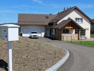 Hébergement 'Aubert-Logis' sise à Le Sentier (Vallée de Joux)