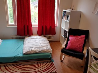 Furnished studio apartment at Helsinki City