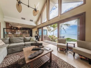 Aloha Beachfront Bliss - Last Min Christmas dates/Gorgeous Views/AC/Hot tub