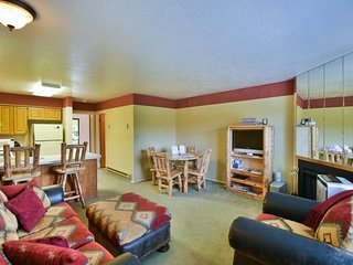 1 BR Vacation Condo near Pineview, Powder Mountain, Snowbasin & Nordic Valley