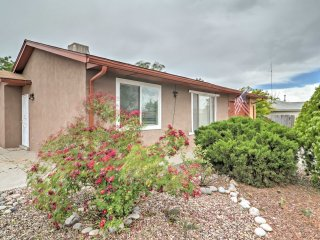 NEW! Cozy 1BR Rio Rancho Apartment Near Trails!