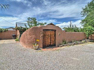 NEW! 1BR Albuquerque Apartment - Heart of Old Town!