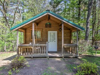 NEW! Wisconsin Dells 4-Sleeper Chalet