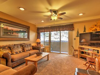 New! 1BR Breckenridge Condo - Walk to Main Street!