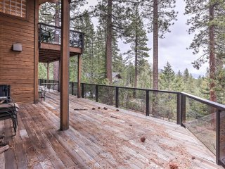 NEW! 4BR Incline Village House - 2 Decks w/ Views!