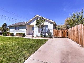 NEW! 2BR Carson City House w/ Backyard & Patio!