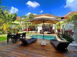 #D10 Beach 800m Petitenget 5mn Seminyak Central villa