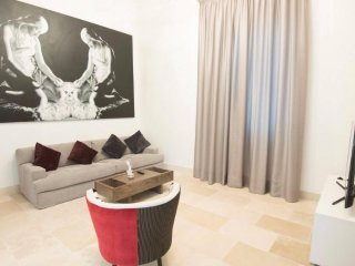 Modern on bedroom apartment with terrace in Ponte Milvio