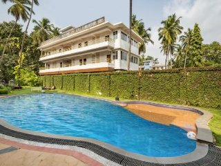 Tastefully done2-BR abode, close to Baga Beach