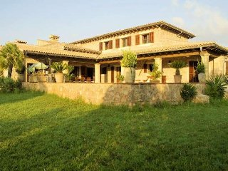 Rural property 12 pax in Canyamel, Mallorca. Private pool. BBQ Clear views. Fami
