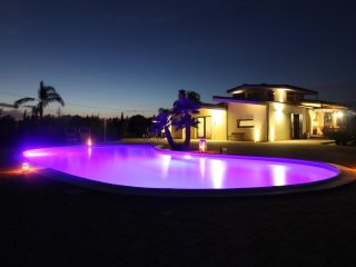 Large villa with pool