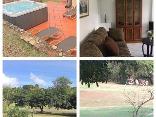 Sephina Villa Apartment, Near Golf, Beach, Rodney Bay, Spa Jacuzzi/Plunge Pool