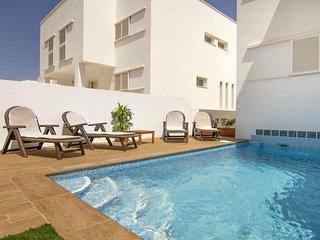 Villazul Cabo de Gata.  Exclusivos Alojamientos.  Villa del Mar.