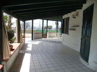 Villa vista mare Persival