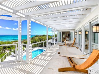 4 Bedroom Home with Stunning Ocean Views, Relaxing Balcony, & Private Pool
