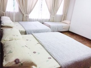 Spacious En-suite Super Master Room
