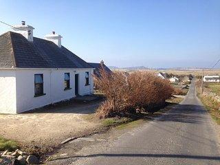 Traditional Modernized Wild Atlantic Cottage
