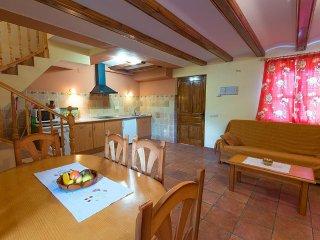 Casa rural para 4-6 personas en el Cañón de Añisclo (P.N. ORDESA-MONTE PERDIDO)