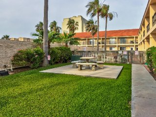 Spacious, Gulf-facing home w/ shared pool, hot tub, balcony - walk to beach