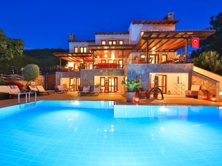 Luxurious Villa Kibele on the Spectacular Lycian Turquoise Coast for 8-24 guests