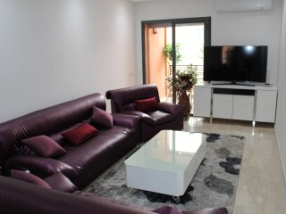 Appartement moderne centre Gueliz