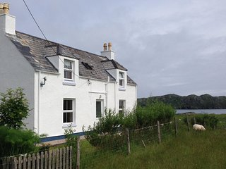 Kneep Cottage - A Self Catering Cottage on the Beach.