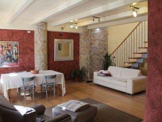 Casa di montagna con sauna 'La Ballerina' di mq. 250, ideale per n. 6-8 persone