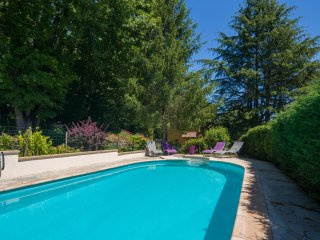 Beautiful Le Coutal - Dordogne (Pool, Garden, Balcony, 1 acre land)