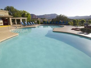 1 BD CONDO ~Ridge on Sedona Golf Resort~ BEAUTIFUL RESORT/ GREAT VIEWS/ POOLS