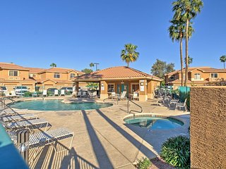 NEW! 2BR Mesa Condo w/ Community Pool and Hot Tub!