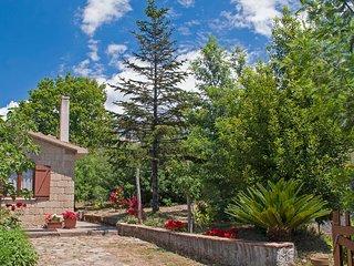 Casa Campesina Villetta indipendente con giardino vista mare
