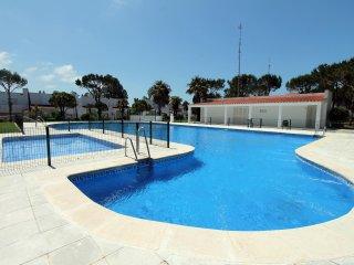 Apartamento Loma de Sancti Petri ideal para familias con piscina
