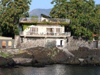La casa di Maria con terrazza sul Mare