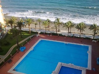 Renovated Apartment for 4 persons, with swimming pool, near the beach