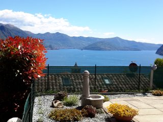 Casa GIORGIA - Apartment with garden and wonderful lake Iseo view