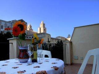 Centralissimo monolocale con ampia terrazza vista Duomo