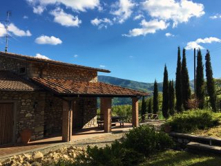 Sovaggio Guest house - Stone build - Tuscany
