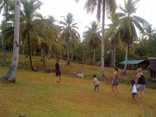 Bucolic Irenic Idyllic Palawan Farmhouse
