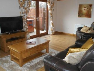 Kingfisher Lodge - Luxurious lodges in the Fife glens.