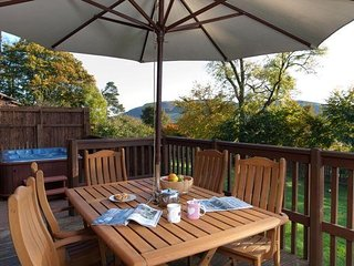 Mountain Ash Lodge - Tree Lodges