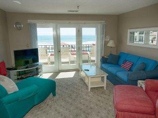 Villa Capriani 301-B Oceanfront | 3 Pools, Largest Pool on NC Coast, 2 Hot