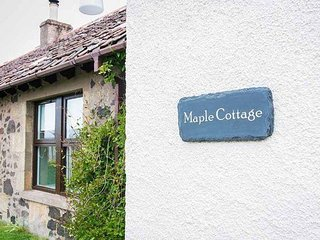 Maple Cottage - Luxury romantic cottage in Fife - Maple Cottage