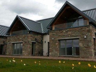 Prosen - Luxury self-catering accommodation - Balbinny: Prosen