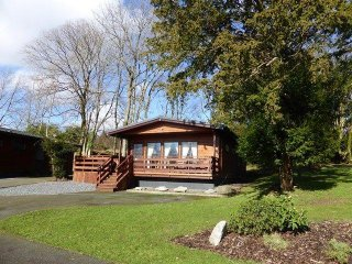 Birch 22 With Hot Tub, Newton Stewart - Beautiful lodges situated on Scotland's