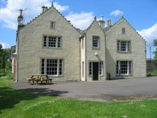 Rossie Ochil House - Rossie Ochil House