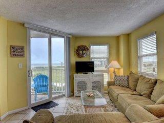 St. Regis 1201 Oceanfront! |  Indoor Pool, Outdoor Pool, Hot Tub, Tennis