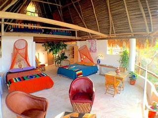 Pura Vida Ecoretreat Room 1