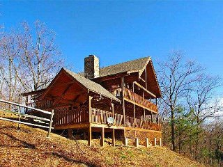 Hickory Ridge offers a peaceful, natural mountain getaway