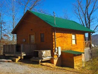 Located on 40 acres of Hatcher family land with a private hiking trail